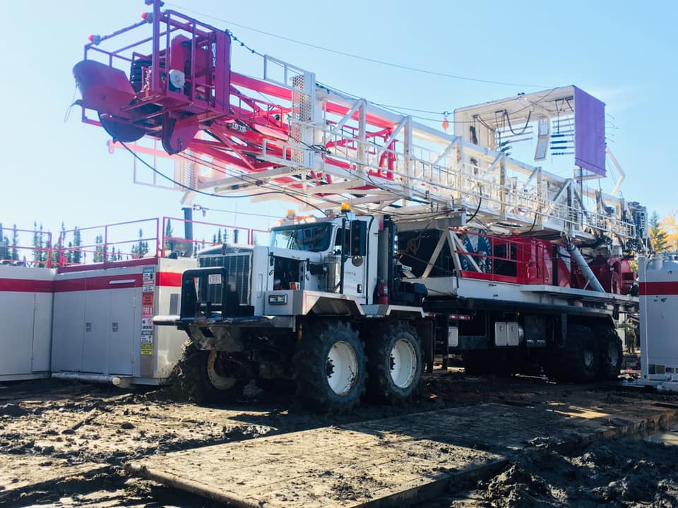 R-20 with Rig